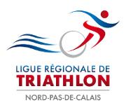 Logo Ligue Nord-Pas-de-Calais de Triathlon