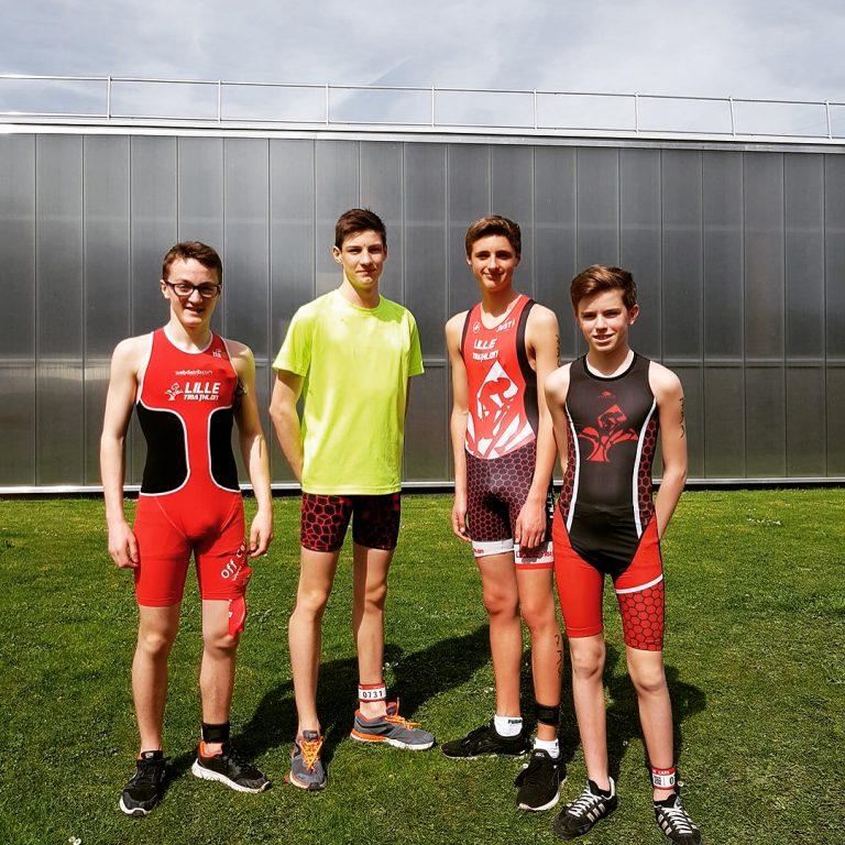 Triathlon de Villeneuve-d'Ascq