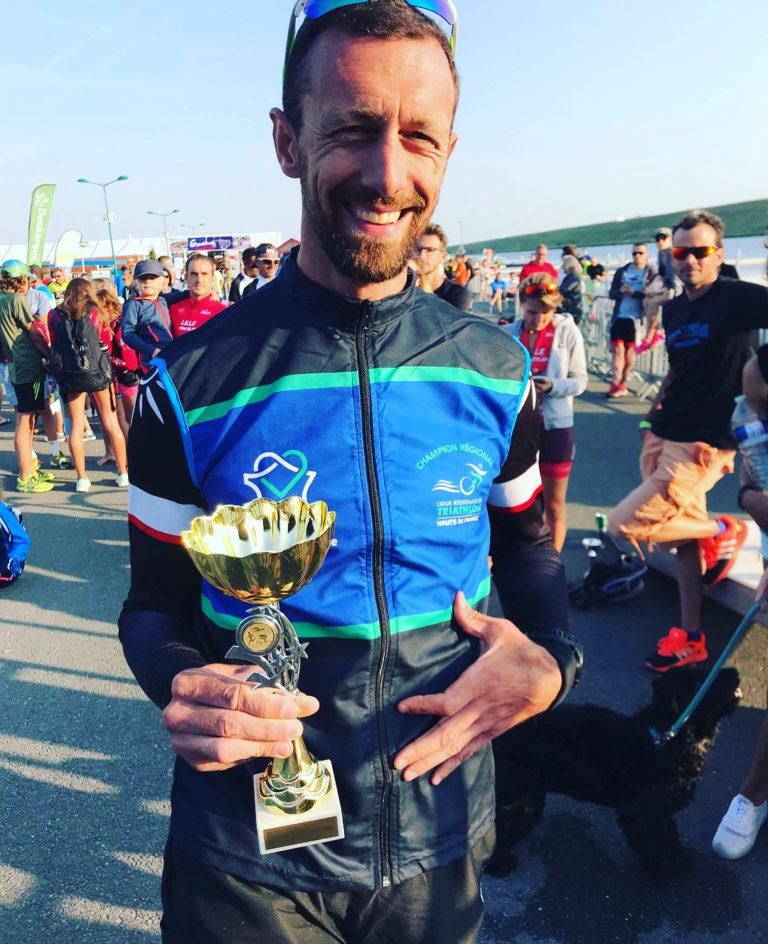 Triathlon de Gravelines: Chp Haut de France distance M