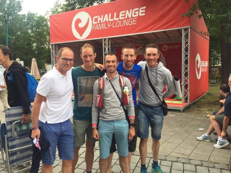 Ironman de Roth et Francfort : Antoine Perche casse le chrono !