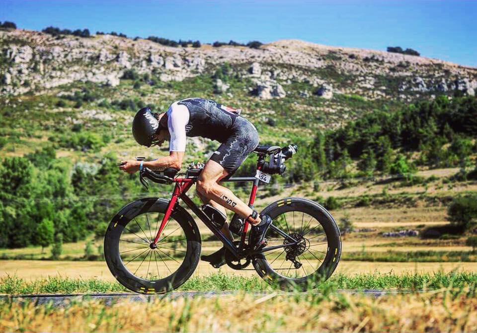 Ironman de Nice : Tristan Beaufils superstar !