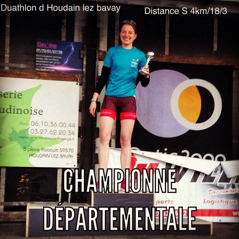 Duathlon d'Houdain les Bavay