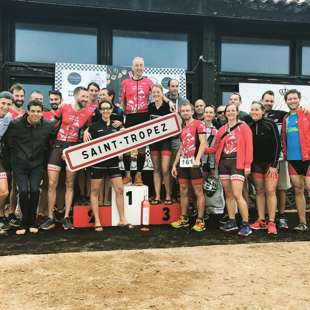Sortie Club: Triathlon de Saint Tropez !