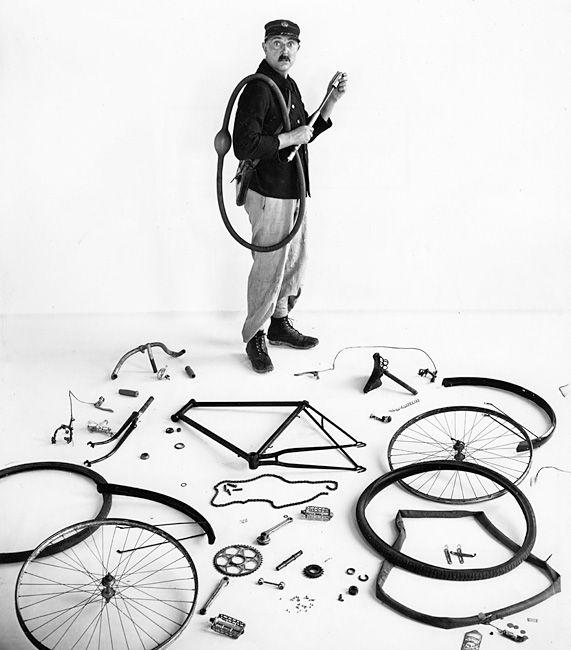 TRUCS ET ASTUCES : l'entretien du vélo après la saison de tri